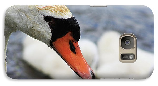 Galaxy Case featuring the photograph Drippy Nose by Alyce Taylor