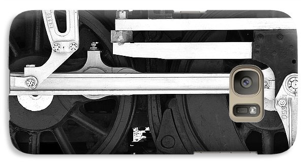 Galaxy Case featuring the photograph Drive Train by Mike McGlothlen
