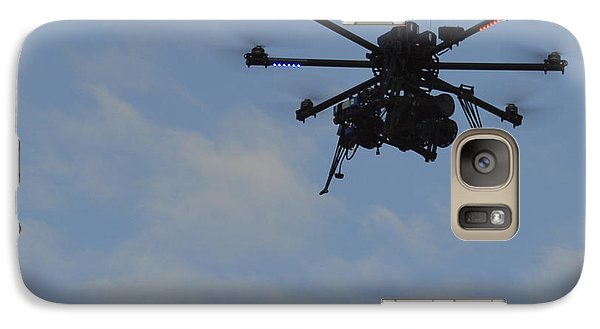 Galaxy Case featuring the photograph Drone by Linda Geiger