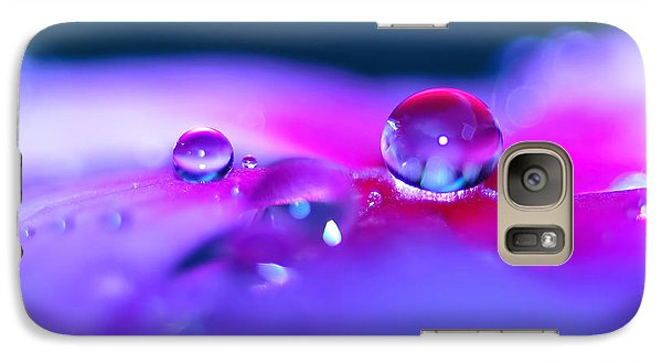Droplets In Fantasyland Galaxy S7 Case by Kaye Menner