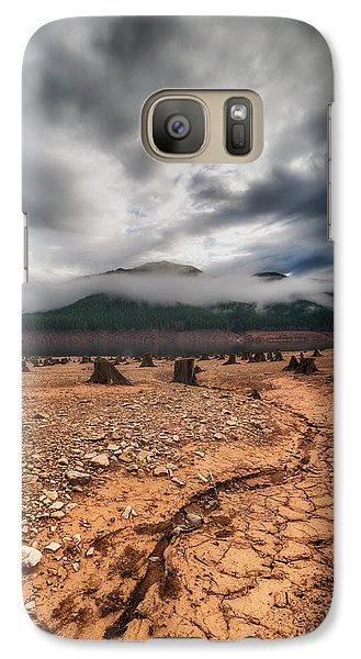 Galaxy Case featuring the photograph Drought by Ryan Manuel