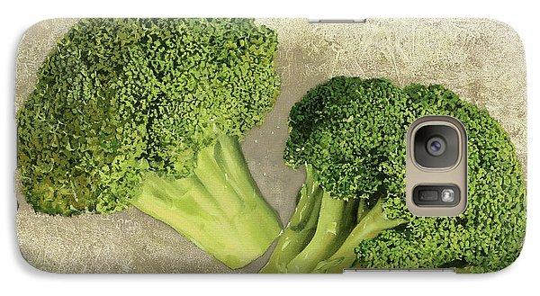 Due Broccoletti Galaxy S7 Case by Guido Borelli