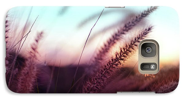Galaxy Case featuring the photograph Dune Scape by Laura Fasulo