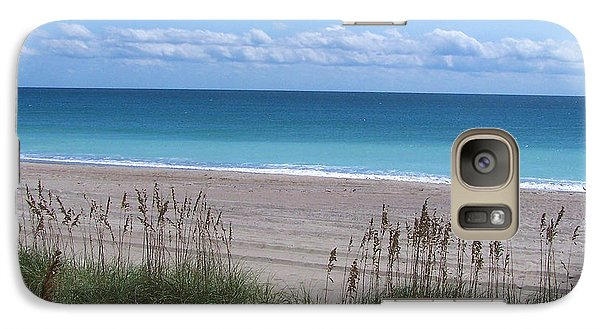 Galaxy Case featuring the photograph Dunes On The Outerbanks by Sandi OReilly