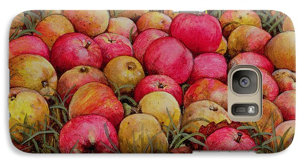 Durnitzhofer Apples Galaxy Case by Ditz