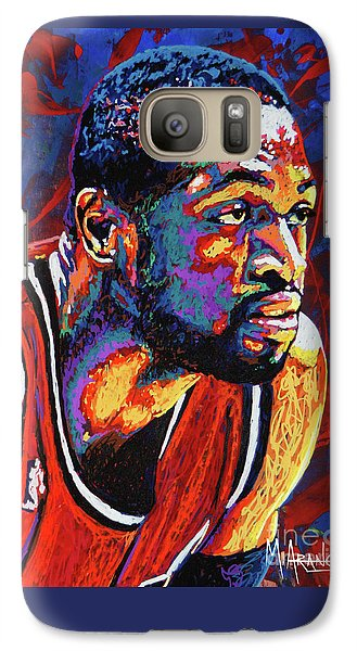Dwyane Wade 3 Galaxy S7 Case
