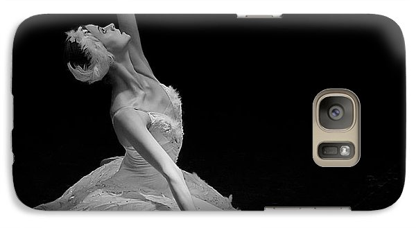 Dying Swan II. Galaxy S7 Case