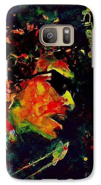 Dylan Galaxy Case by Greg and Linda Halom