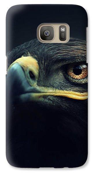 Eagle Galaxy S7 Case by Zoltan Toth