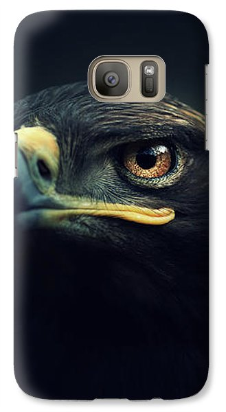 Eagle Galaxy S7 Case by Zoltan Toth