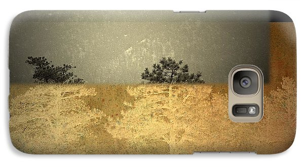 Galaxy Case featuring the photograph Early Elevation  by Mark Ross