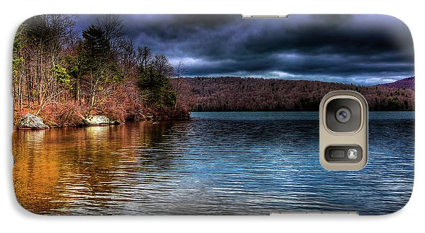 Galaxy S7 Case featuring the photograph Early May On Limekiln Lake by David Patterson