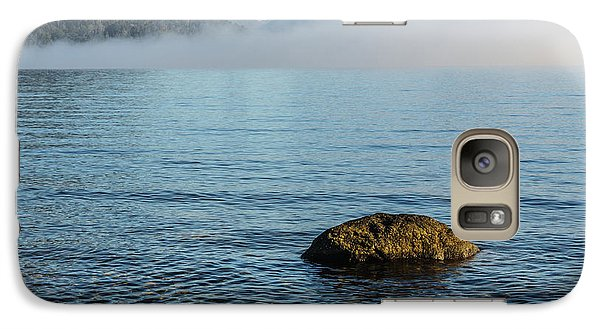Galaxy Case featuring the photograph Early Morning At Lake St Clair by Werner Padarin