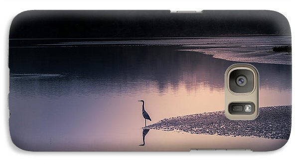 Early Morning Greeter Galaxy S7 Case