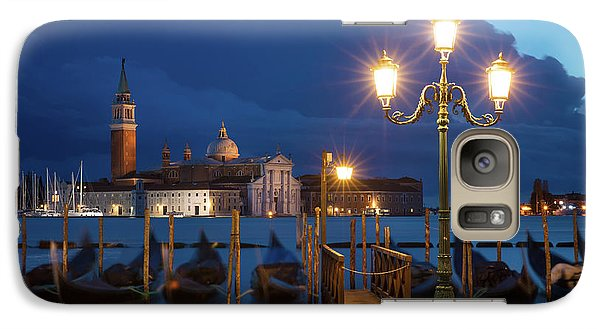 Galaxy Case featuring the photograph Early Morning In Venice by Brian Jannsen