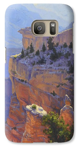 Grand Canyon Galaxy S7 Case - Early Morning Light by Cody DeLong