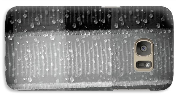 Galaxy Case featuring the digital art Early Morning Rain by Denise Beverly