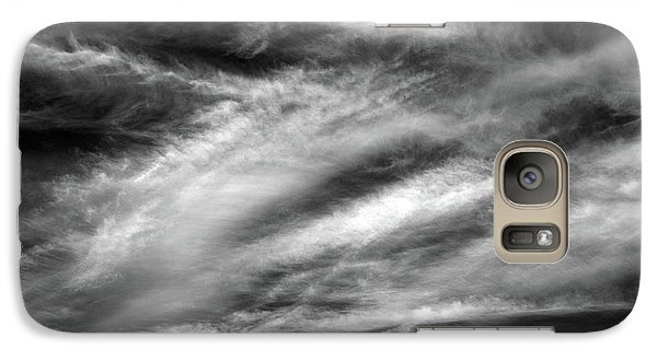 Galaxy Case featuring the photograph Early Morning Sky. by Terence Davis