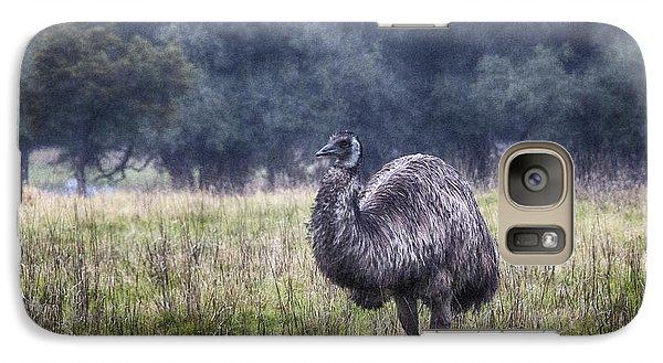 Early Morning Stroll Galaxy S7 Case by Douglas Barnard