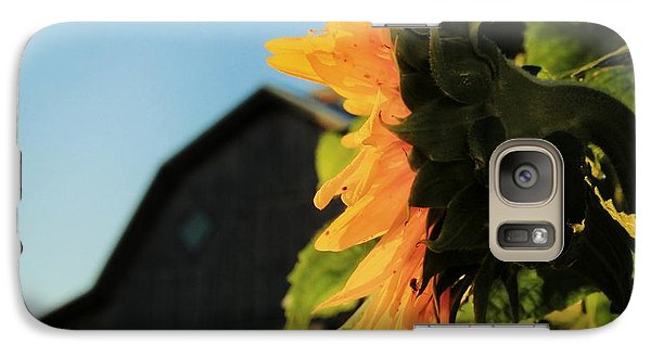 Galaxy Case featuring the photograph Early One Morning by Chris Berry