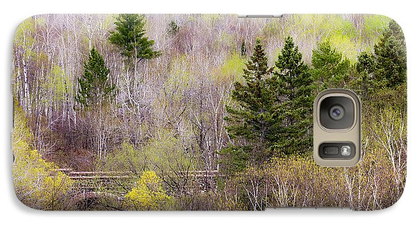 Galaxy Case featuring the photograph Early Spring Palette by Mary Amerman