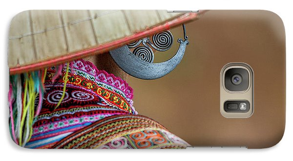 Earring Galaxy S7 Case by Hitendra SINKAR