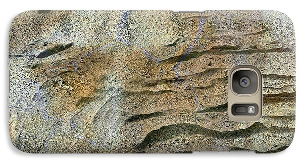 Galaxy Case featuring the photograph Earth Memories-sleeping River # 2 by Ed Hall