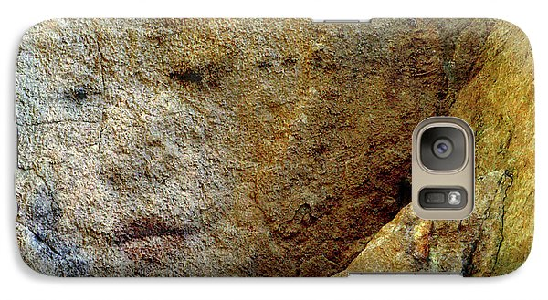 Galaxy Case featuring the photograph Earth Memories - Stone # 5 by Ed Hall