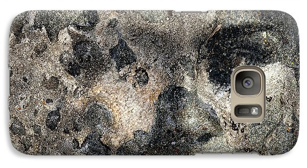Galaxy Case featuring the photograph Earth Memories - Stone # 7 by Ed Hall