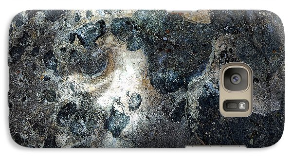 Galaxy Case featuring the photograph Earth Memories - Stone # 8 by Ed Hall