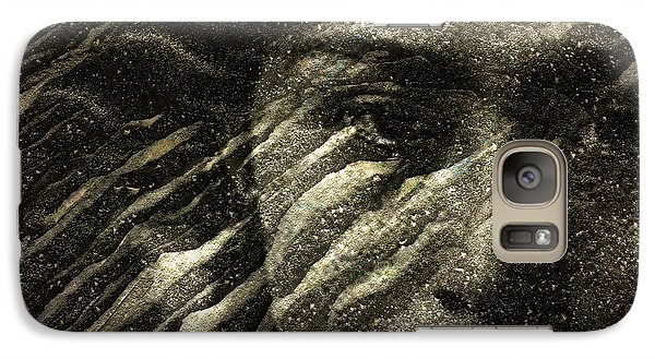 Galaxy Case featuring the photograph Earth Memories - Water Spirit by Ed Hall