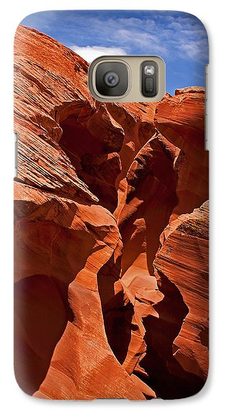 Galaxy Case featuring the photograph Earth's Erosion  by Farol Tomson