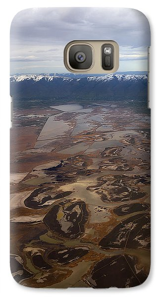 Galaxy Case featuring the photograph Earth's Kidneys by Ryan Manuel