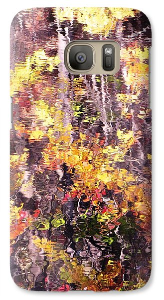 Galaxy Case featuring the photograph Earthy Water by Melissa Stoudt