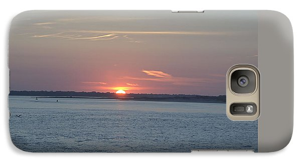 Galaxy Case featuring the photograph East Cut by Newwwman