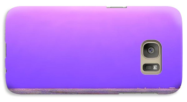 Galaxy Case featuring the digital art Eastern Horizon by Kerry Beverly
