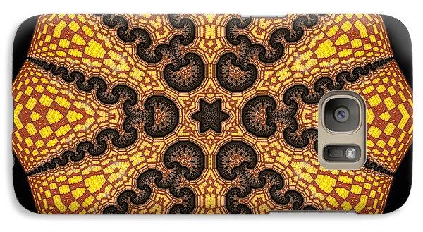Galaxy Case featuring the digital art Eb by Robert Thalmeier