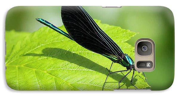 Ebony Jewelwing Galaxy S7 Case