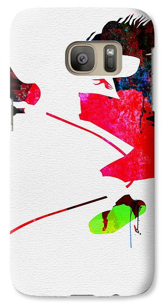 Eddie Watercolor Galaxy S7 Case