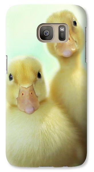 Edgar Loves Sally Galaxy S7 Case