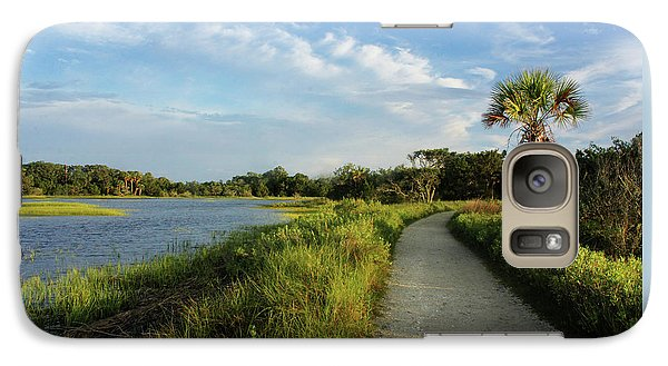 Galaxy Case featuring the photograph Edisto by Jessica Brawley