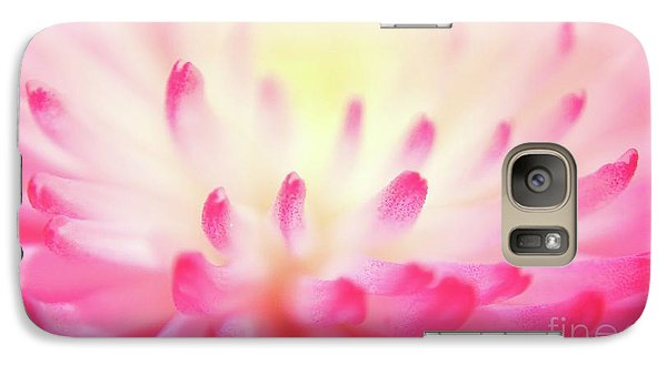 Galaxy Case featuring the photograph Effervescence by Aimelle