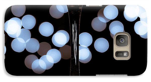 Galaxy Case featuring the photograph Effervescence by David Sutton