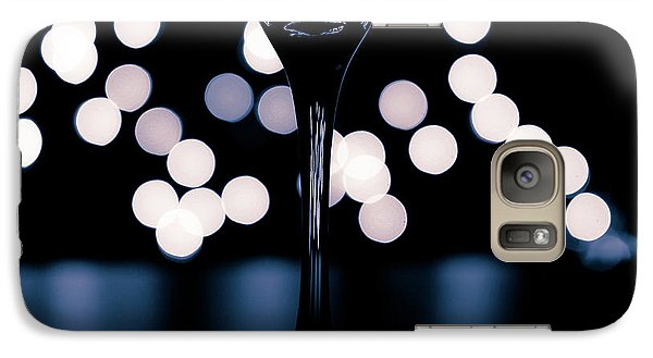 Galaxy Case featuring the photograph Effervescence II by David Sutton