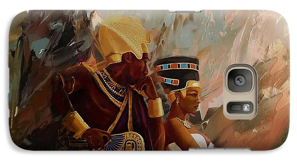Egyptian Culture 44b Galaxy S7 Case