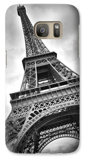 Eiffel Tower Dynamic Galaxy S7 Case by Melanie Viola