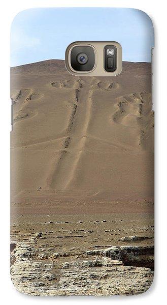 Galaxy Case featuring the photograph El Candelabro by Aidan Moran
