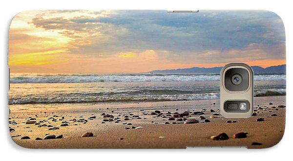 Galaxy Case featuring the photograph El Segundo Beach by April Reppucci