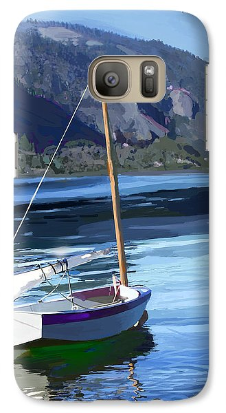 Osprey Galaxy S7 Case - El Toro by Brad Burns