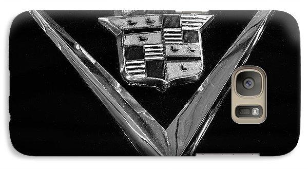 Galaxy Case featuring the photograph Eldorado V Monotone by Dennis Hedberg